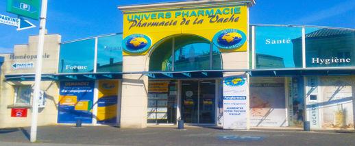 Pharmacie De La Vache,LE BOUSCAT