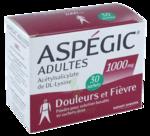 ASPEGIC ADULTES 1000 mg, poudre pour solution buvable en sachet-dose à LE BOUSCAT