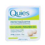 QUIES PROTECTION AUDITIVE CIRE NATURELLE 8 PAIRES à LE BOUSCAT