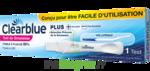 Clearblue PLUS, test de grossesse à LE BOUSCAT