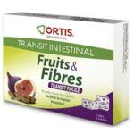 ORTIS FRUITS & FIBRES Cube à mâcher transit facile B/12 à LE BOUSCAT
