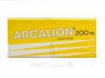 ARCALION 200 mg, comprimé enrobé à LE BOUSCAT