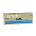 CLARADOL 500 mg, comprimé sécable à LE BOUSCAT