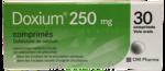 DOXIUM 250 mg, comprimé à LE BOUSCAT
