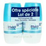 ETIAXIL DEO 48H ROLL-ON LOT 2 à LE BOUSCAT
