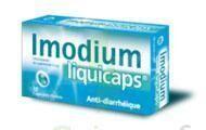 IMODIUMLIQUICAPS 2 mg, capsule molle à LE BOUSCAT