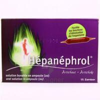 HEPANEPHROL, solution buvable en ampoule à LE BOUSCAT