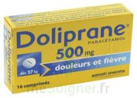 DOLIPRANE 500 mg Comprimés 2plq/8 (16) à LE BOUSCAT