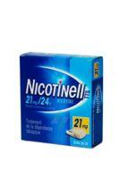 NICOTINELL TTS 21 mg/24 h, dispositif transdermique B/28 à LE BOUSCAT