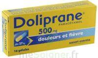 DOLIPRANE 500 mg Gélules B/16 à LE BOUSCAT
