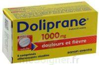 DOLIPRANE 1000 mg Comprimés effervescents sécables T/8 à LE BOUSCAT