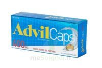ADVILCAPS 400 mg, capsule molle B/14 à LE BOUSCAT