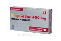 IBUPROFENE ARROW CONSEIL 400 mg, comprimé pelliculé à LE BOUSCAT