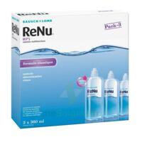 RENU MPS, fl 360 ml, pack 3 à LE BOUSCAT