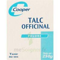 COOPER TALC, bt 250 g à LE BOUSCAT