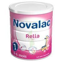 NOVALAC RELIA 1, 0-6 mois bt 800 g à LE BOUSCAT