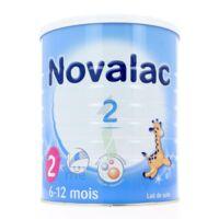 NOVALAC LAIT 2, 6-12 mois BOITE 800G à LE BOUSCAT