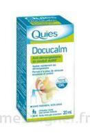 QUIES DOCUCALM ANTIDEMANGEAISONS DU CONDUIT AUDITIF, spray 20 ml à LE BOUSCAT