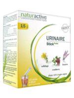 NATURACTIVE FLUIDE STICK URINAIRE, bt 15 à LE BOUSCAT