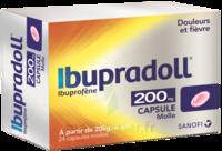 IBUPRADOLL 200 mg, capsule molle à LE BOUSCAT