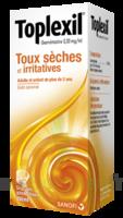 TOPLEXIL 0,33 mg/ml, sirop 150ml à LE BOUSCAT