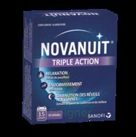 NOVANUIT Triple action Gélules B/30 à LE BOUSCAT