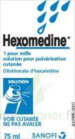 HEXOMEDINE 1 POUR MILLE, solution pour pulvérisation cutanée en flacon pressurisé à LE BOUSCAT