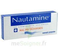 NAUTAMINE, comprimé sécable à LE BOUSCAT