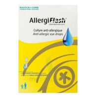 ALLERGIFLASH 0,05 %, collyre en solution en récipient unidose à LE BOUSCAT