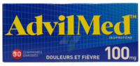 ADVILMED 100 mg, comprimé enrobé à LE BOUSCAT