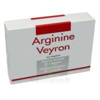 ARGININE VEYRON, solution buvable en ampoule à LE BOUSCAT