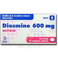 DIOSMINE ARROW 600 mg, comprimé pelliculé à LE BOUSCAT