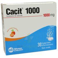 CACIT 1000 mg, comprimé effervescent à LE BOUSCAT