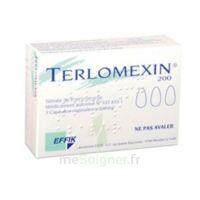 TERLOMEXIN 200 mg, capsule molle vaginale à LE BOUSCAT