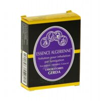 ESSENCE ALGERIENNE, solution pour inhalation par fumigation à LE BOUSCAT
