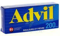 ADVIL 200 mg, 20 comprimés enrobés B/20 à LE BOUSCAT