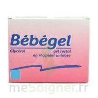 BEBEGEL, gel rectal en récipient unidose à LE BOUSCAT