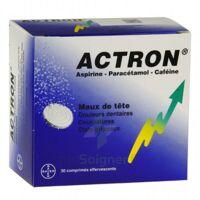 ACTRON, comprimé effervescent B/30 à LE BOUSCAT
