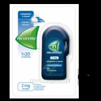 NICORETTE 2 mg Cpr à sucer T/20 à LE BOUSCAT