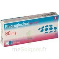 PHLOROGLUCINOL ARROW 80 mg Cpr orodisp Plq/10 à LE BOUSCAT