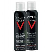 VICHY mousse à raser peau sensible LOT à LE BOUSCAT