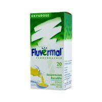 FLUVERMAL 2 POUR CENT, suspension buvable à LE BOUSCAT