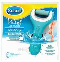 Scholl Velvet Smooth Wet&Dry Râpe électrique rechargeable à LE BOUSCAT