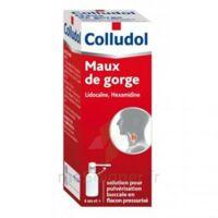 COLLUDOL Solution pour pulvérisation buccale en flacon pressurisé Fl/30 ml + embout buccal à LE BOUSCAT
