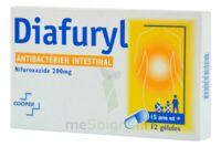 DIAFURYL 200 mg, gélule à LE BOUSCAT