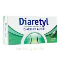 DIARETYL 2 mg, gélule à LE BOUSCAT