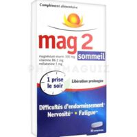 MAG2 SOMMEIL 30 CPR à LE BOUSCAT
