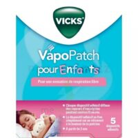VICKS VAPOPATCH ENFANTS à LE BOUSCAT