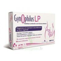 Gynophilus LP Comprimés vaginaux B/6 à LE BOUSCAT