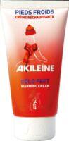 Akileïne Crème réchauffement pieds froids 75ml à LE BOUSCAT